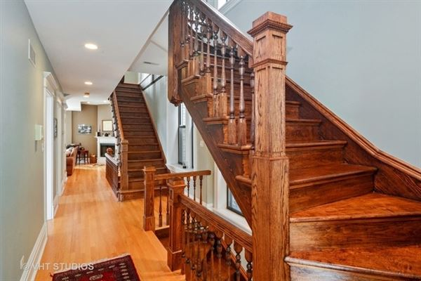 Mansions  Fully renovated home with Classic details