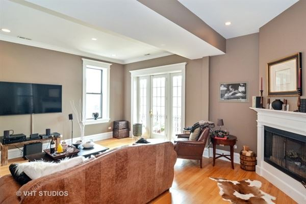 Fully renovated home with Classic details mansions