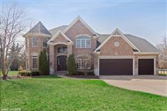 Mansions desirable location and Hinsdale Central High School district