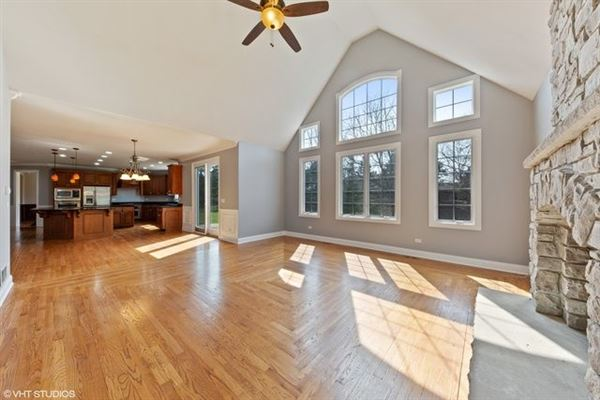 desirable location and Hinsdale Central High School district luxury real estate