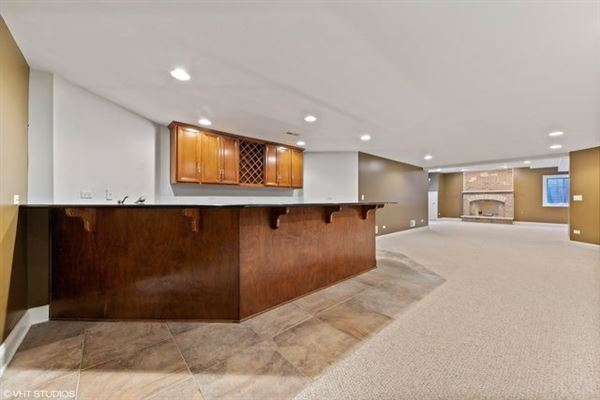 desirable location and Hinsdale Central High School district luxury properties