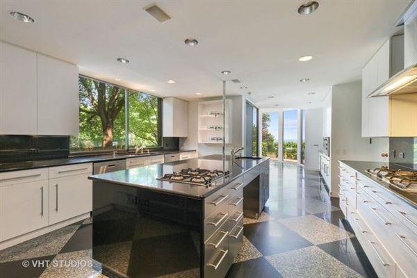 Luxury properties classic brick Tony Grunsfeld home