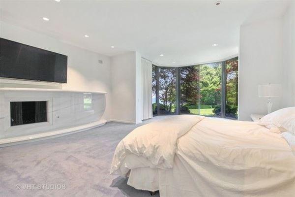 Luxury real estate classic brick Tony Grunsfeld home