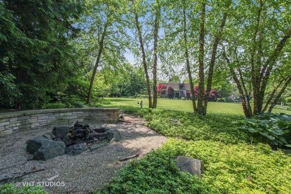 Mansions in classic brick Tony Grunsfeld home