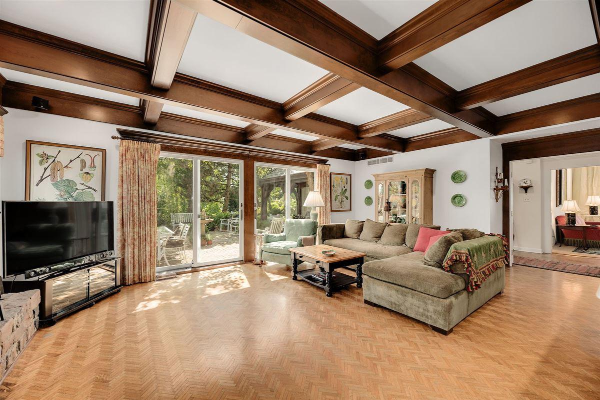Gorgeous grounds provide idyllic setting  luxury properties
