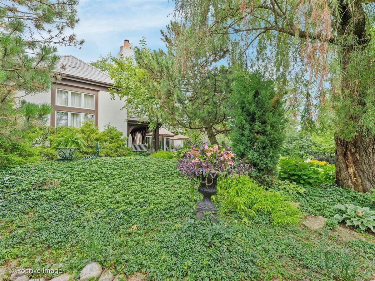 Gorgeous grounds provide idyllic setting  luxury real estate