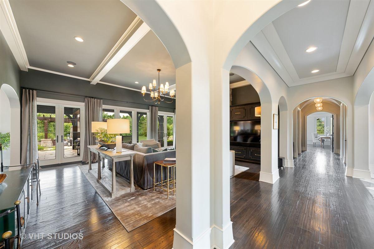 unprecedented estate offering resort-style living mansions