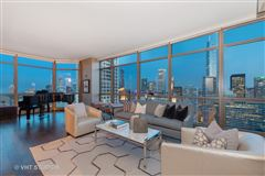 Mansions spectacular full-floor penthouse at the Pinnacle
