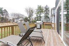 Luxury homes Exquisite craftsmanship with a private backyard