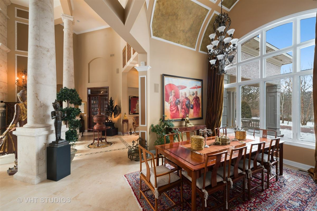 Magnificent Estate Home on gorgeous wooded parcel luxury properties