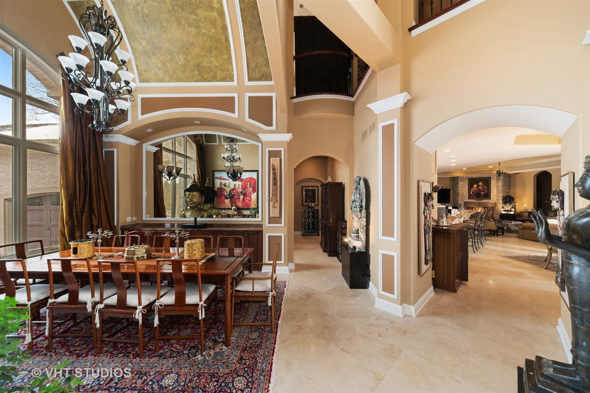 Magnificent Estate Home on gorgeous wooded parcel mansions