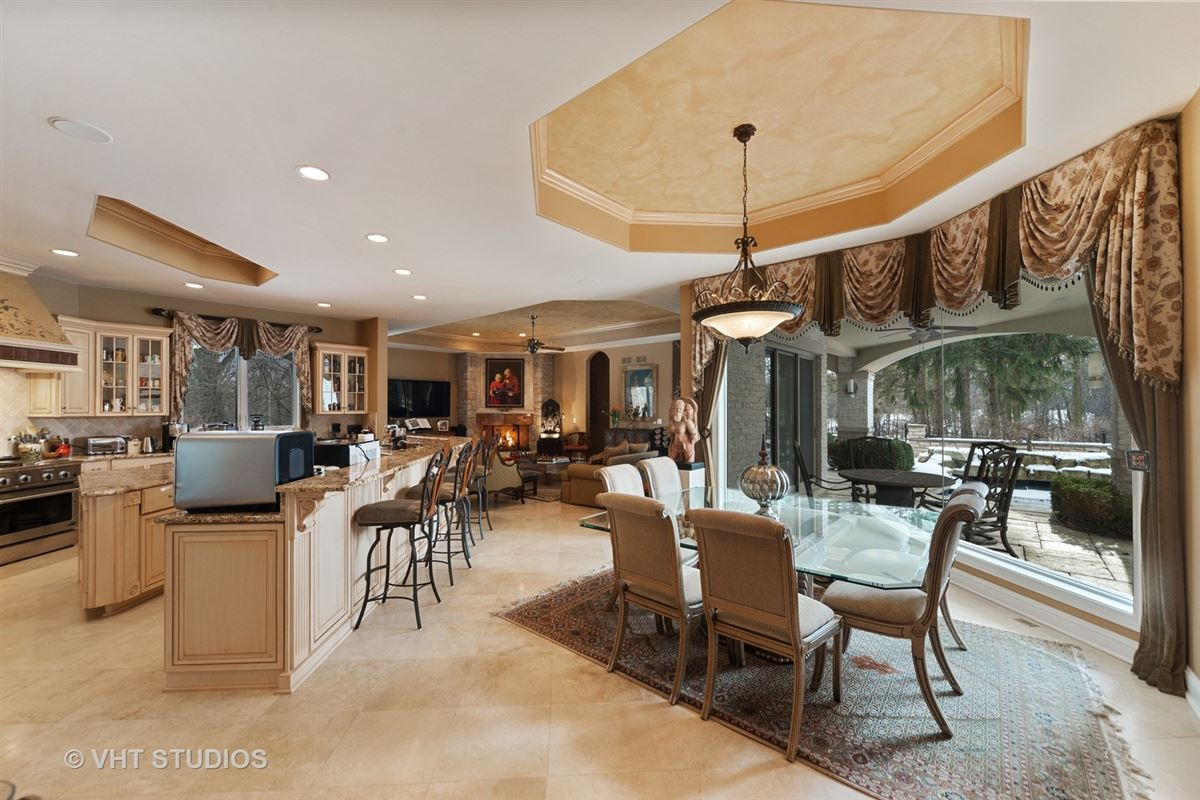 Mansions in Magnificent Estate Home on gorgeous wooded parcel
