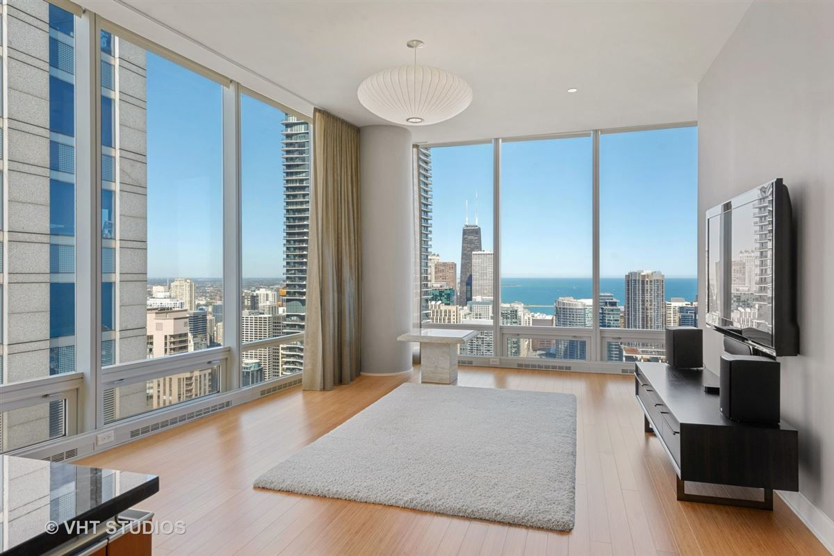 Luxury properties Ultimate views from the ultimate address