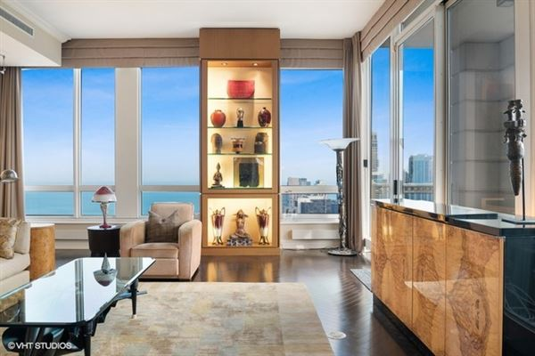 half-floor penthouse with exceptional views and extraordinary space luxury homes