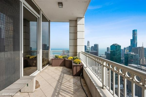 half-floor penthouse with exceptional views and extraordinary space luxury real estate