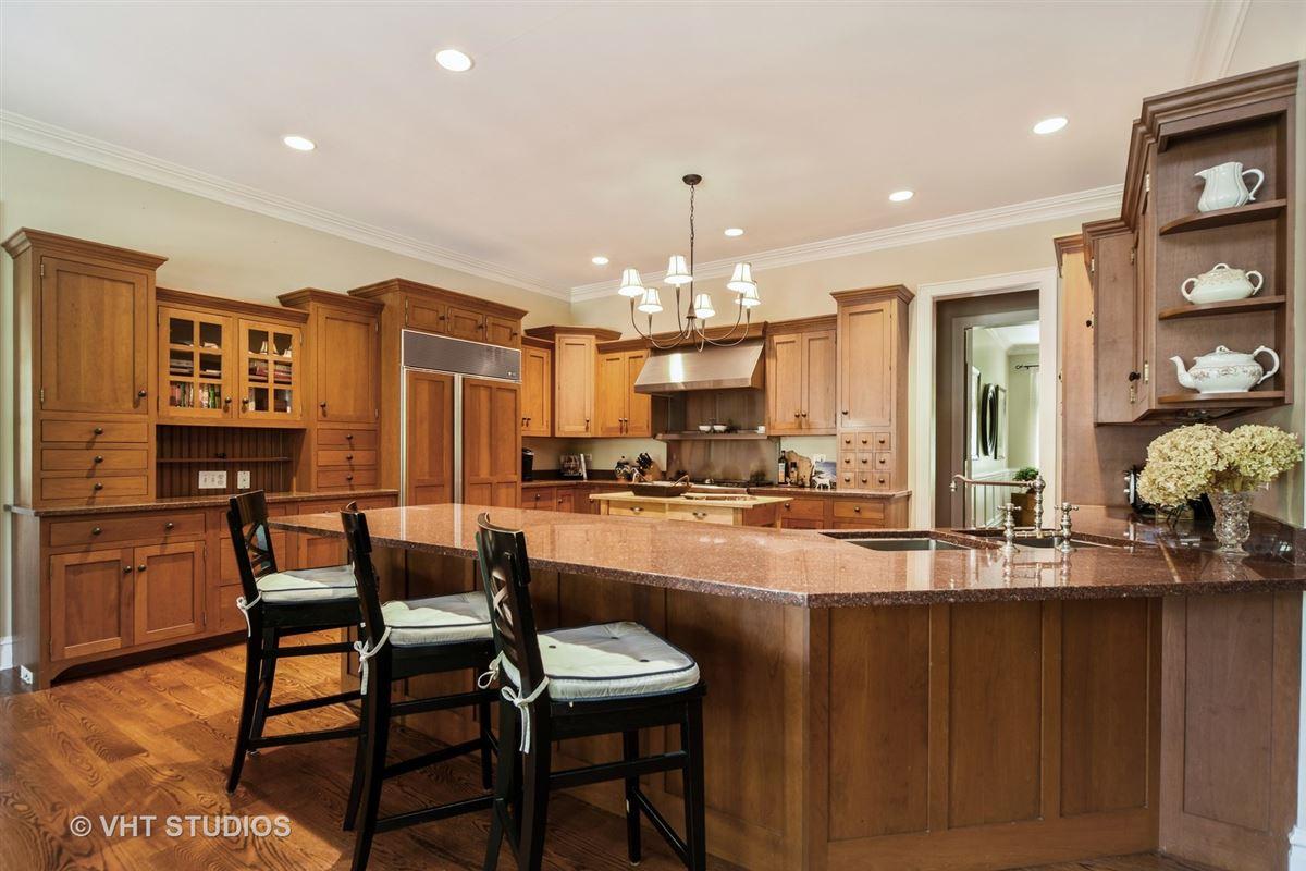 Stunning Custom-Built home in Grayslake luxury homes