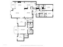 Mansions in unique three bedroom home in prestigious building