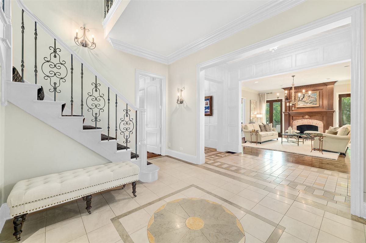 Luxury real estate Gorgeous stone English estate