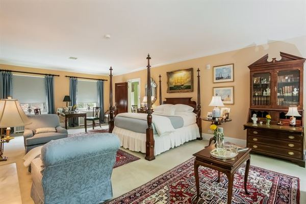 Luxury properties Historically renovated Georgian Revival
