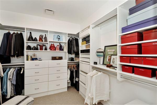 Master Bedroom ClosetHers