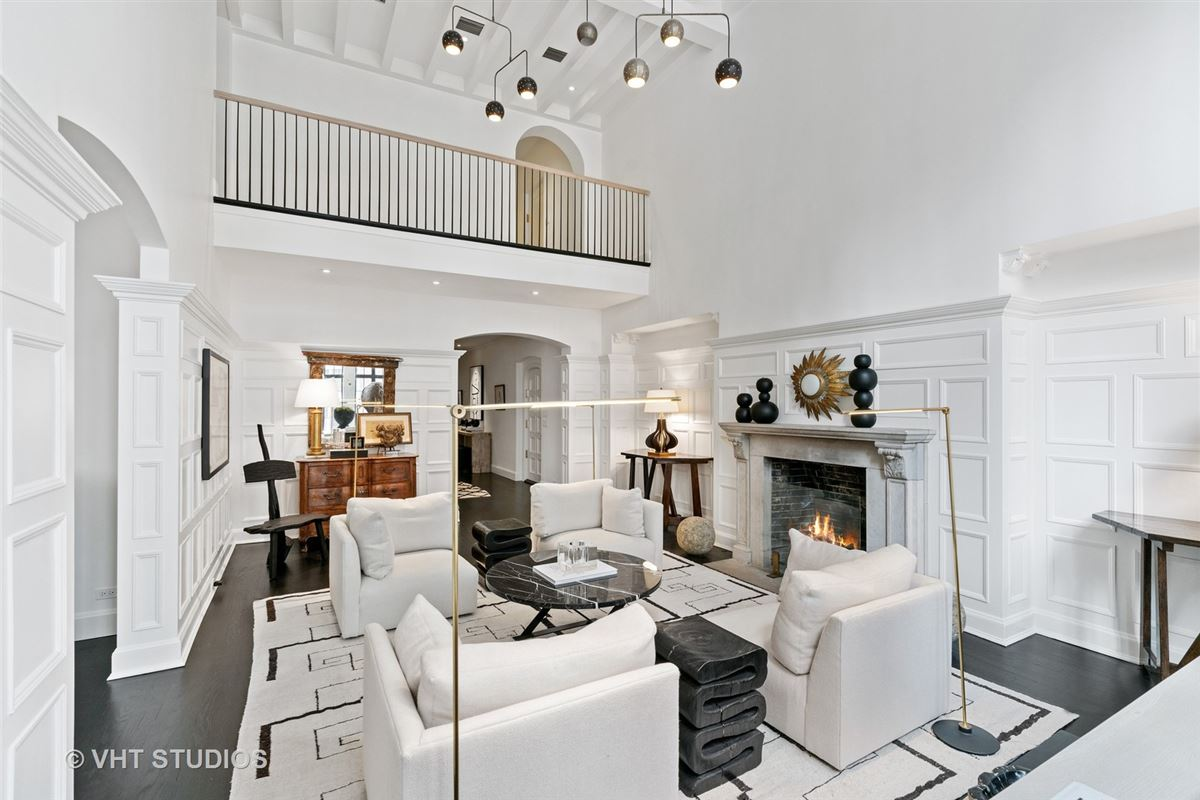 Luxury homes this exquisitefully renovated duplex residence boasts award winning details