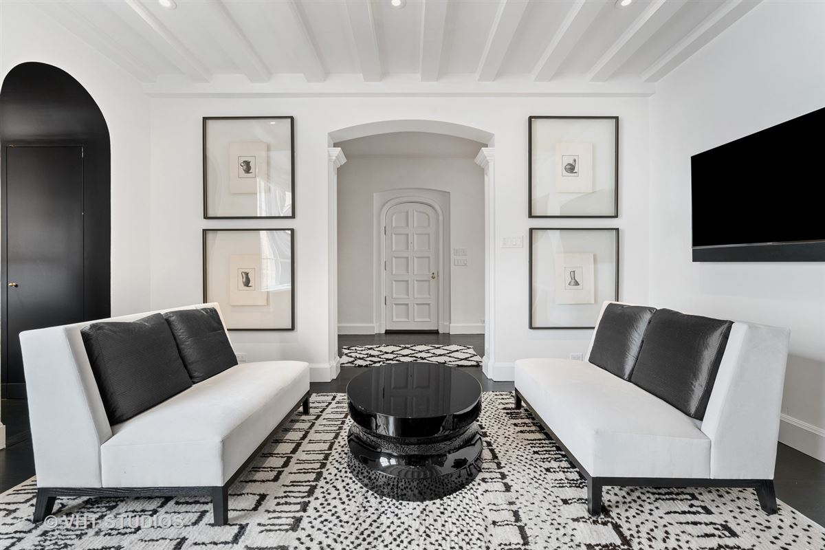 Luxury real estate this exquisitefully renovated duplex residence boasts award winning details