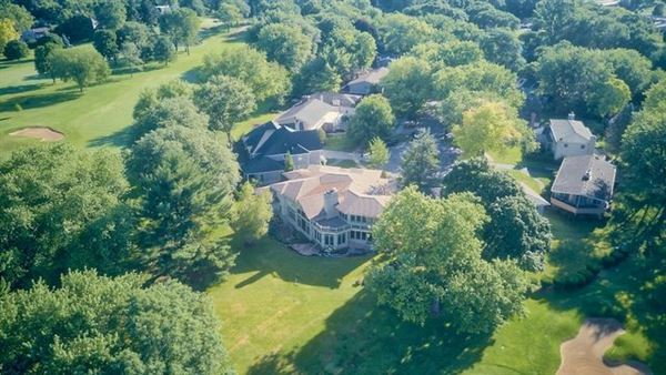 exceptional prairie style home with sweeping views luxury real estate