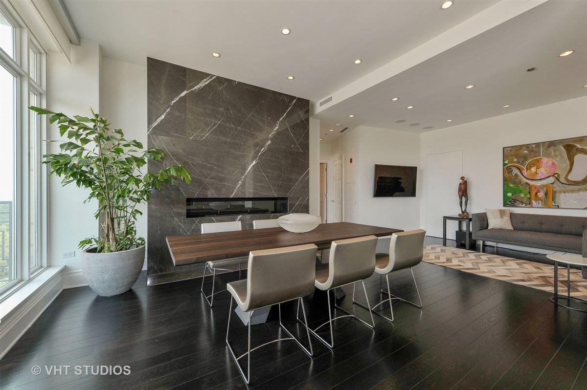 Luxury properties Sophisticated corner apartment