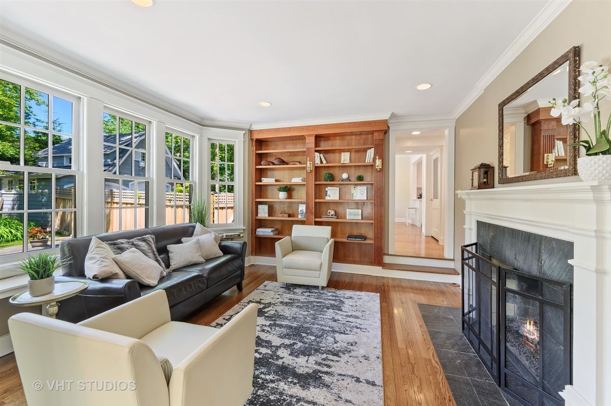 Meticulously renovated home luxury properties