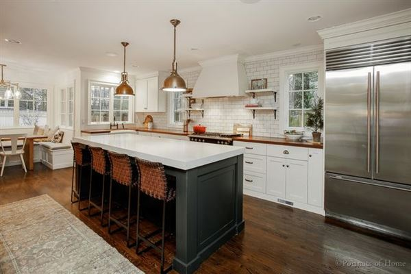 Luxury properties gorgeous renovation in the heart of Lake Ellyn