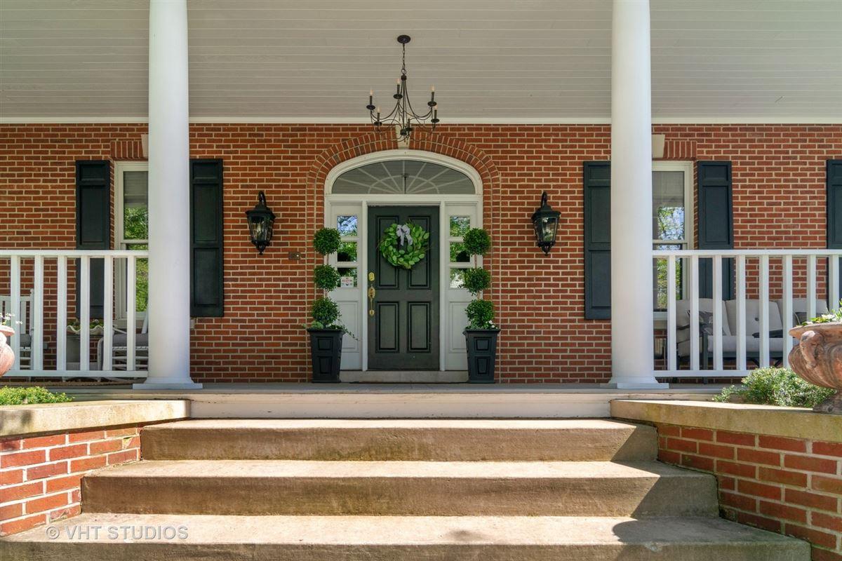 Muirfield Estates in Wheaton luxury properties