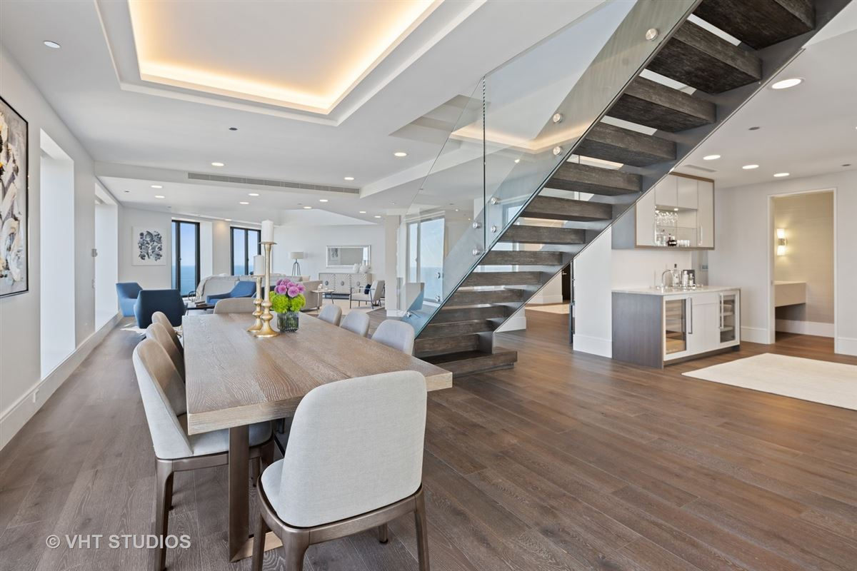 one-of-a-kind comepletely redone duplex mansions
