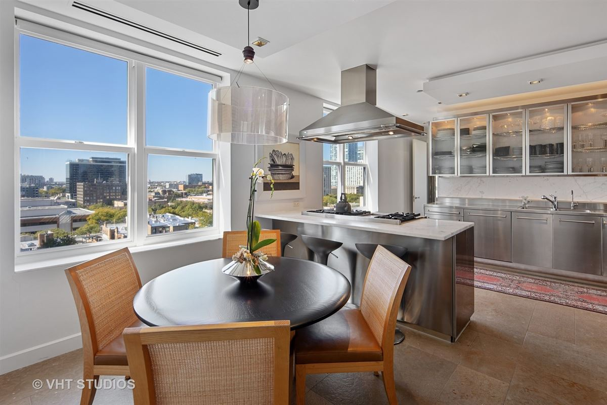 incredible two-story penthouse in the Gold Coast luxury properties