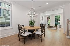Luxury properties exceptional new construction home in east Lincoln Park