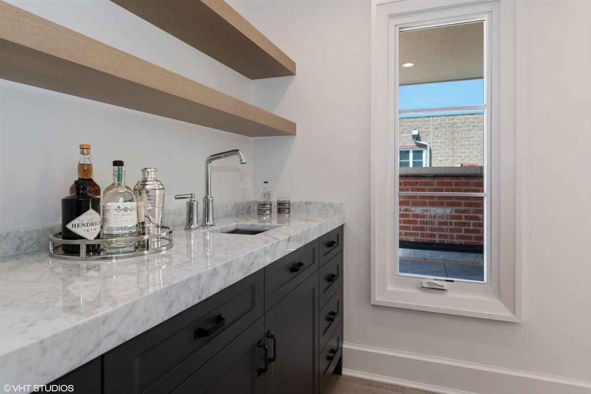 Luxury homes in exceptional new construction home in east Lincoln Park