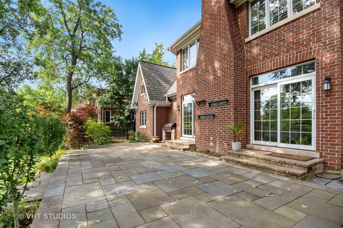 a Stately all-brick home luxury properties