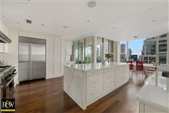 Luxury real estate penthouse in the luxurious Fordham