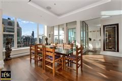 Luxury properties penthouse in the luxurious Fordham