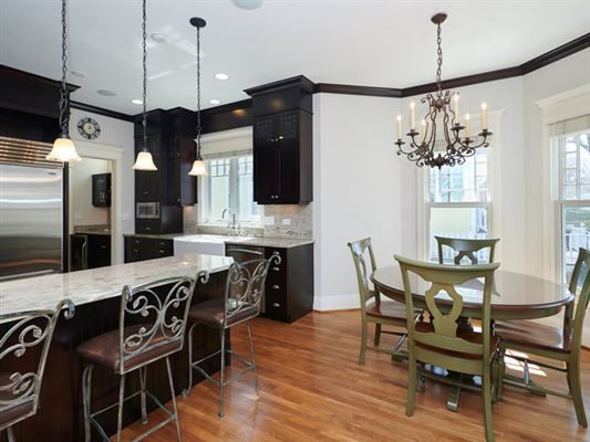 Luxury properties an outstanding combination of style, function & finishes