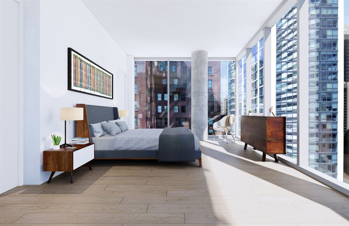 Parkline Chicago in the loop luxury homes