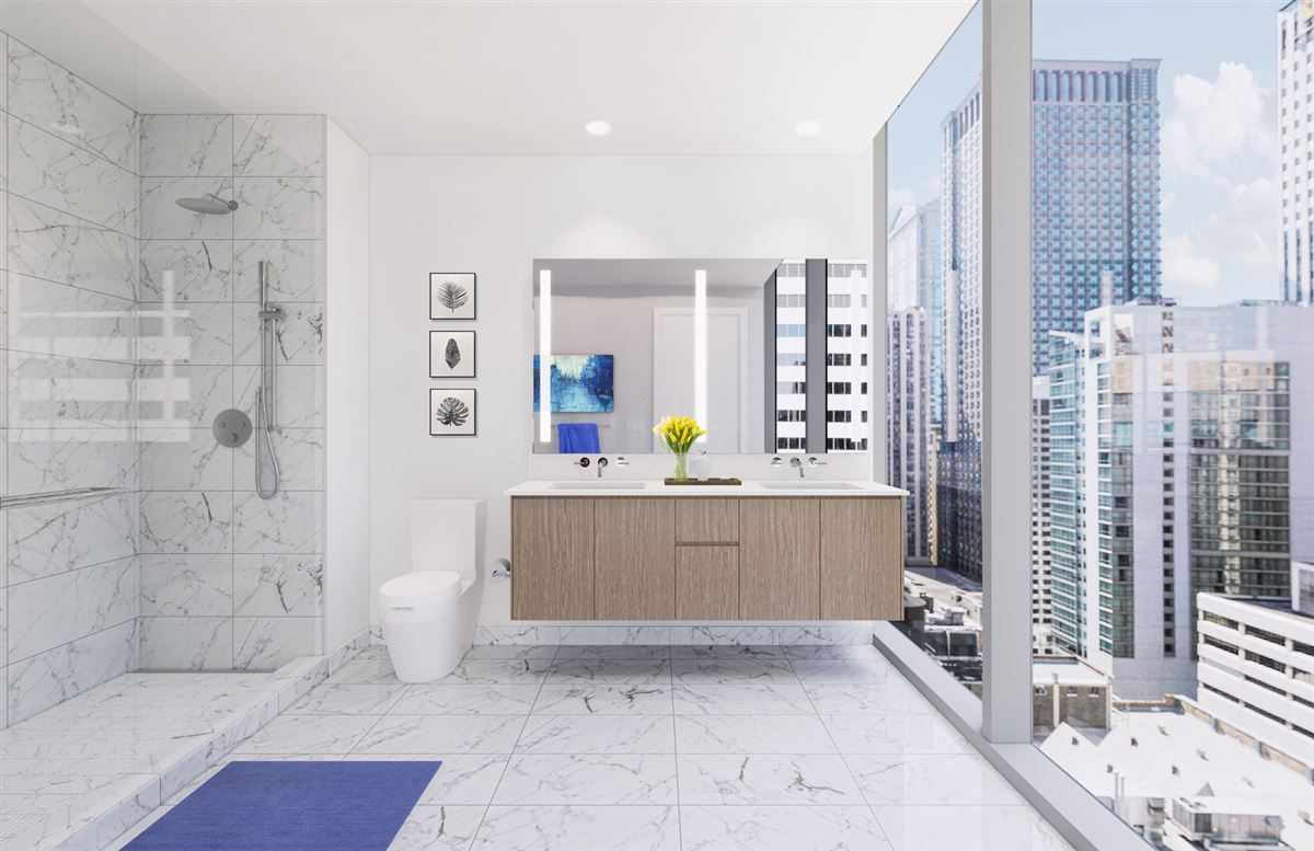 Luxury real estate Parkline Chicago in the loop