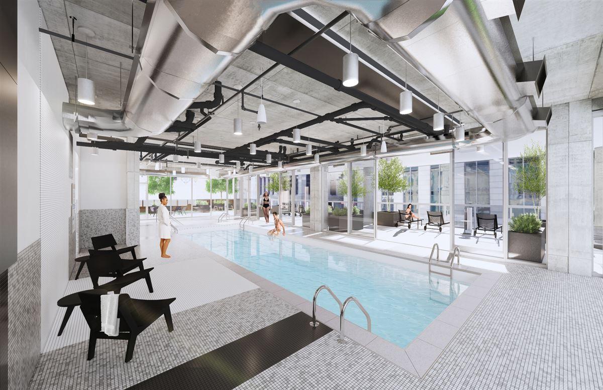 Luxury properties Parkline Chicago in the loop