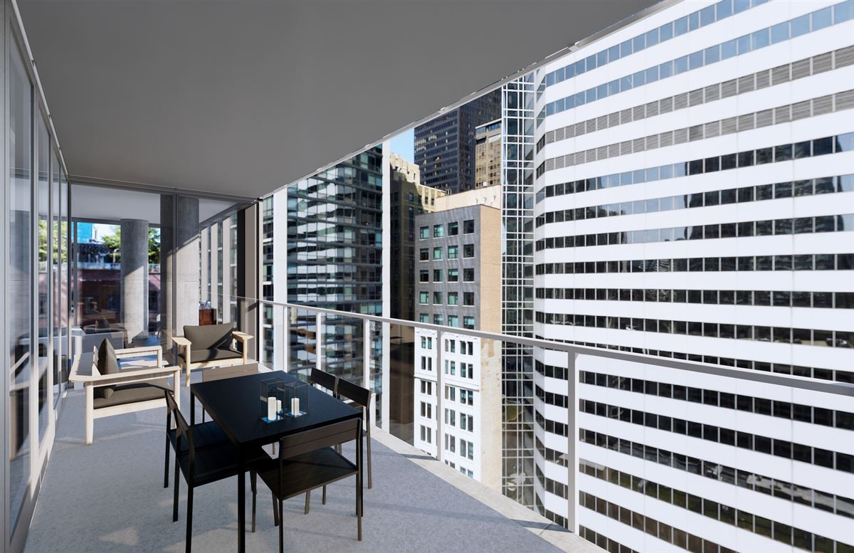 Parkline Chicago in the loop mansions