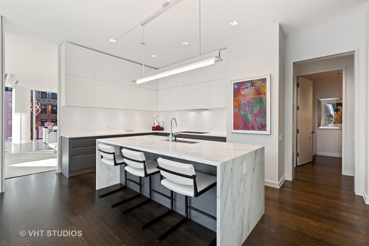 Luxury homes in incredible unit at 4 East Elm