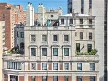 David Adler designed duplex penthouse luxury homes