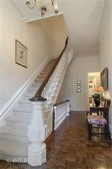 Luxury homes historic rowhome in the gold coast