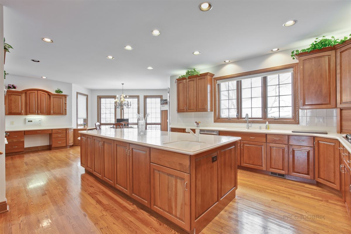 Luxury homes in Amazing Lakefront property in South Barrington
