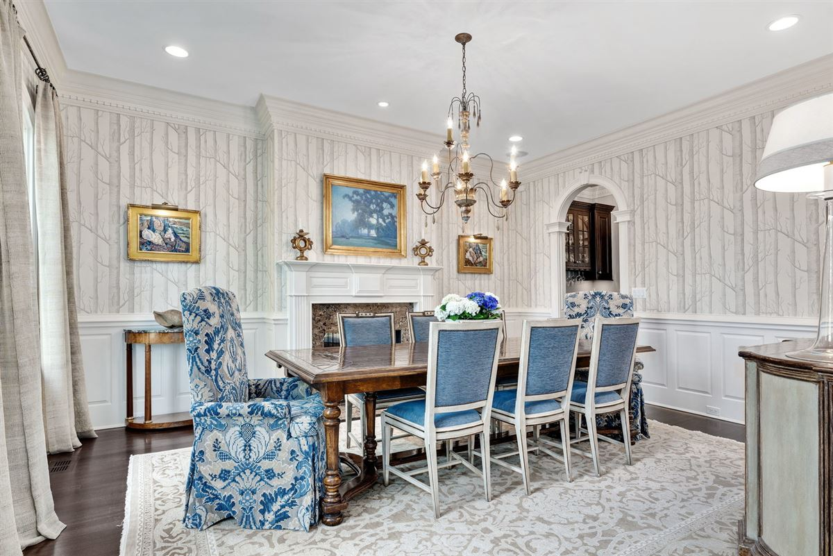 Luxury real estate Hinsdales most admired home