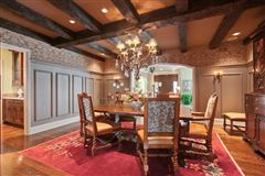Luxury real estate magnificent golf course home