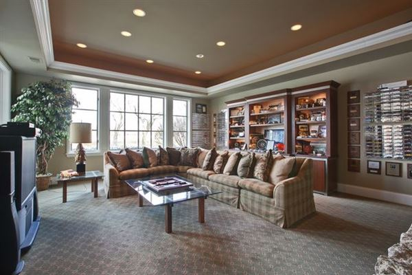 magnificent golf course home luxury real estate